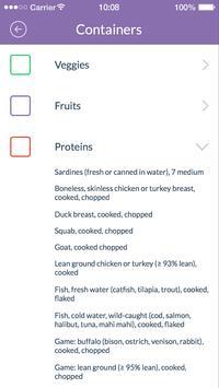 21 Day Fix® Tracker – Official screenshot 3