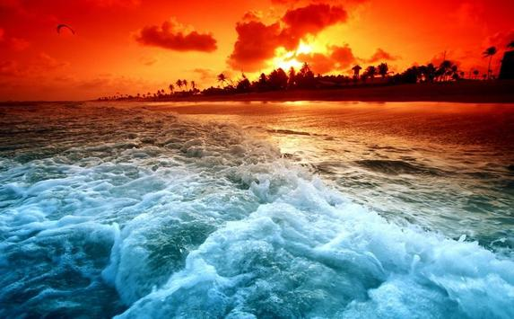 Beach Wallpapers for Chat apk screenshot