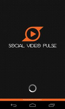 Social Video Pulse poster