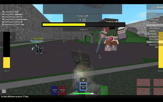 Tips and guides roblox's apk screenshot