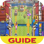 Walkthrough guide clash royale icon