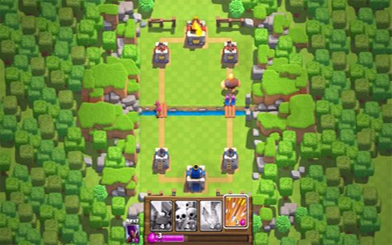 Walkthrough guide clash royale apk screenshot