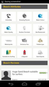 Beachionary apk screenshot