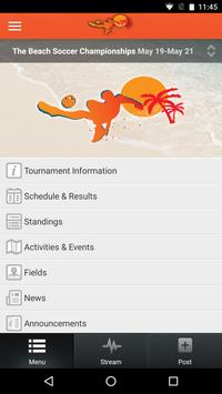 Beach Soccer USA screenshot 1