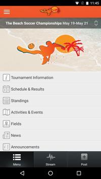 Beach Soccer USA apk screenshot