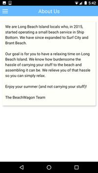 BeachWagon apk screenshot