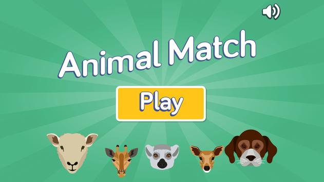 Animal Match screenshot 1