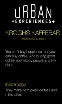 Urban Experiences by Xpress apk screenshot