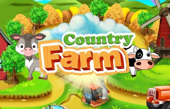 Country Farm poster
