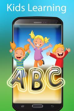 ABC Alphabet - Tracing & Phonics screenshot 1