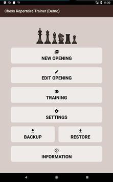 Chess Repertoire Trainer screenshot 16