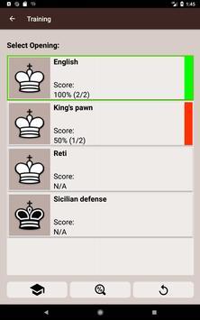 Chess Repertoire Trainer screenshot 20