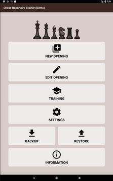 Chess Repertoire Trainer screenshot 8