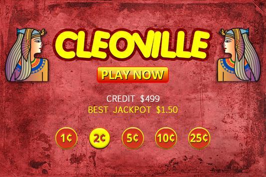 Cleoville screenshot 1