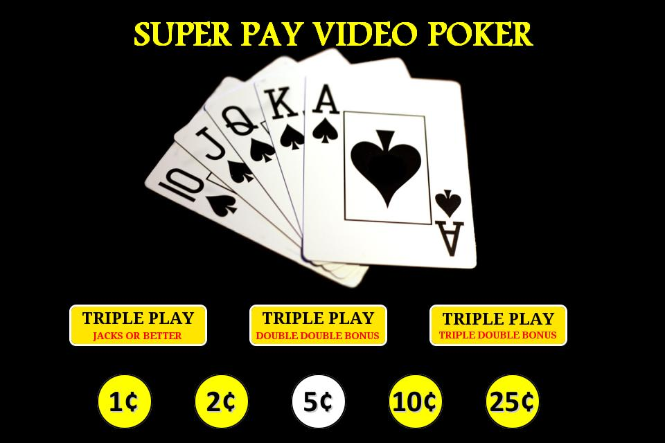 Super Times Pay Poker Free For Android Apk Download