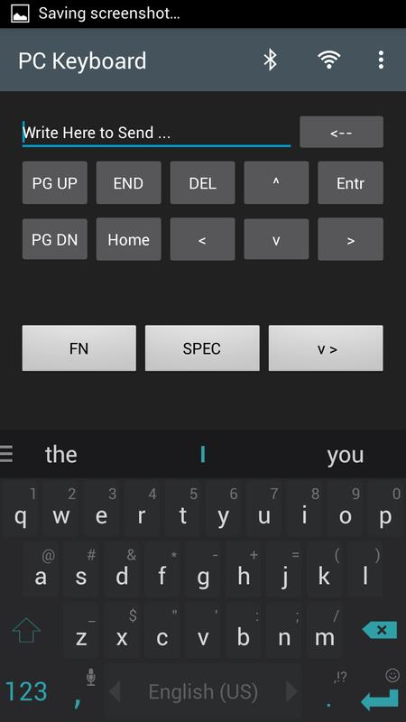 PC Keyboard For Android
