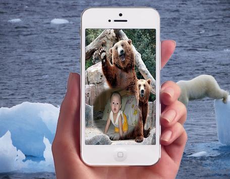 Bear Photo Frames poster