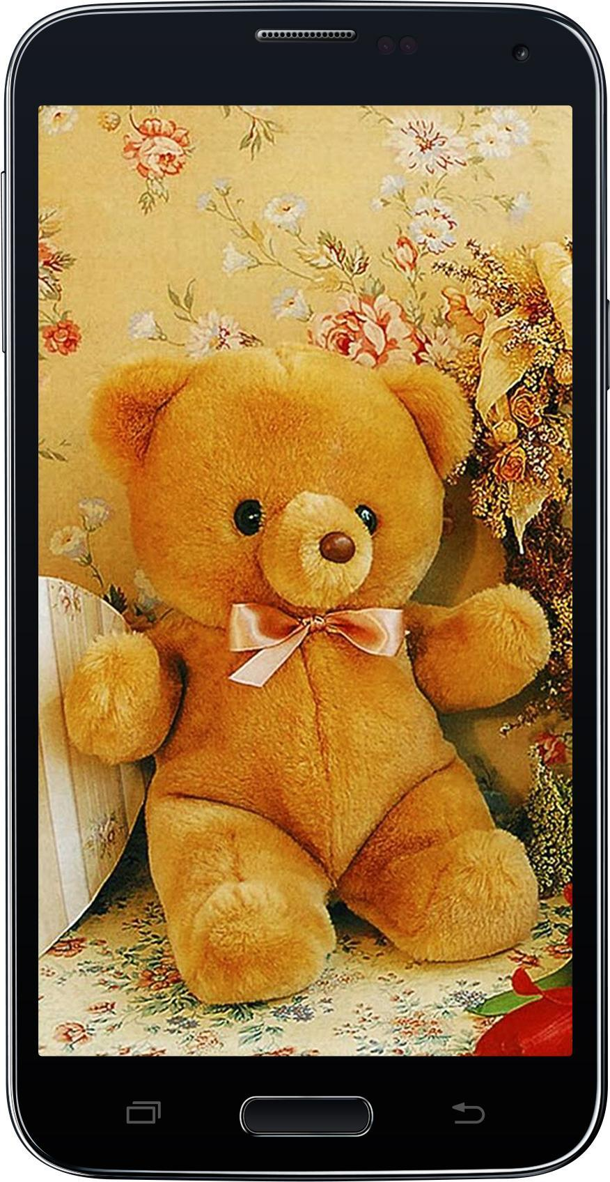 Hd Sweet Teddy Bear Wallpapers Doll For Android Apk Download