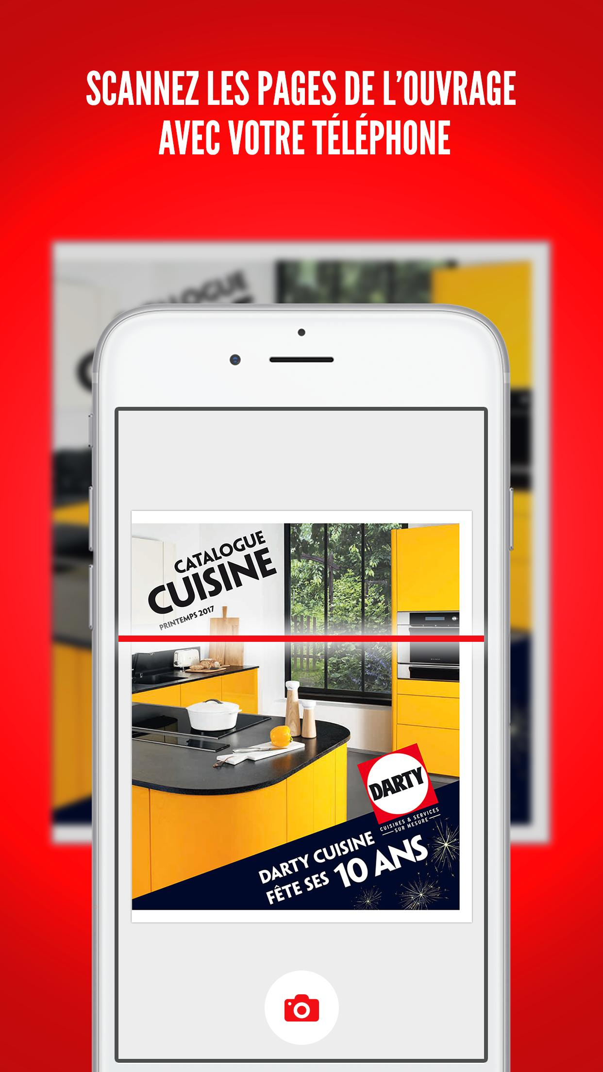 Darty Cuisine Sur Mesure dartyscan for android - apk download