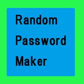 RandomPassWordMaker icon