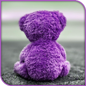 HD Beautiful Doll Bear Wallpapers - Background icon