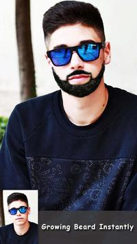 Beard Booth Photo Editor apk screenshot
