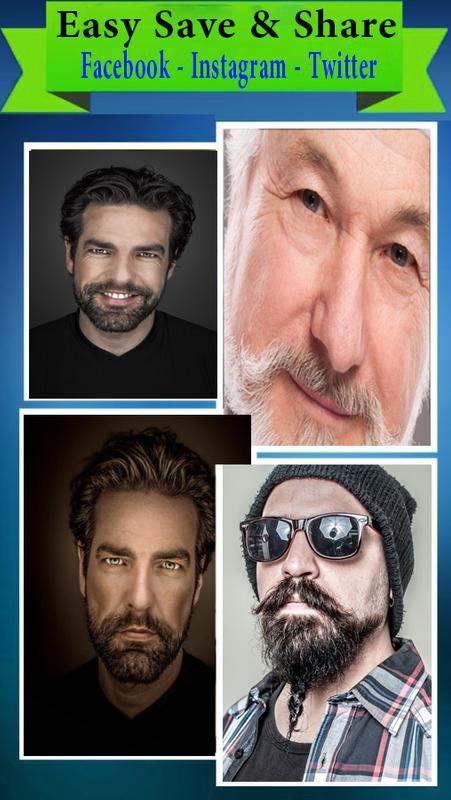 Screenshot 5 For Beard Booth Photo Editor