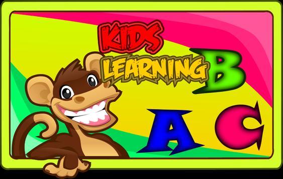 Kids Educational - Preschool Learning poster