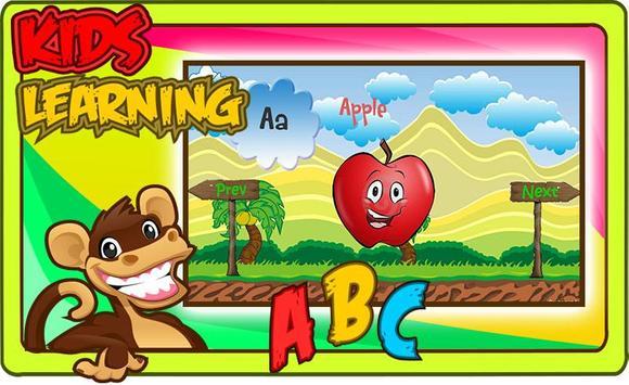 Kids Educational - Preschool Learning apk screenshot