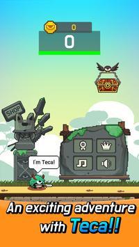 Adventures Of Teca apk screenshot