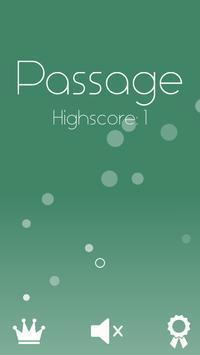 Passage poster