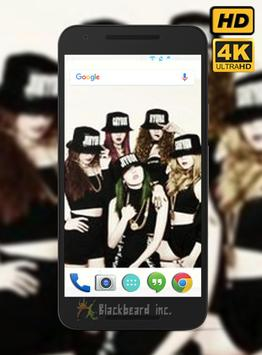 4Minute Fans Wallpaper HD poster