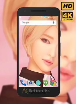 AOA Fans Wallpaper HD screenshot 3