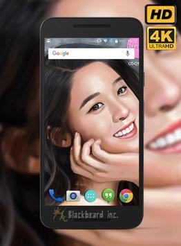 AOA Fans Wallpaper HD poster