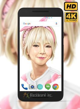 AOA Fans Wallpaper HD screenshot 1