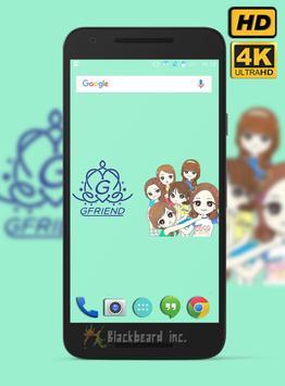 GFriend Fans Wallpaper HD screenshot 2