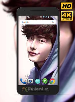 Lee Jong Suk Fans Wallpaper HD screenshot 1