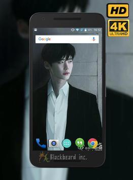 Lee Jong Suk Fans Wallpaper HD screenshot 2