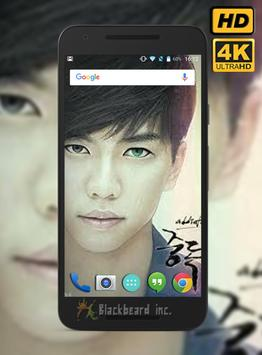 Lee Seung Gi Fans Wallpaper HD screenshot 2