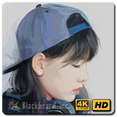Taeyeon Fans Wallpaper HD icon