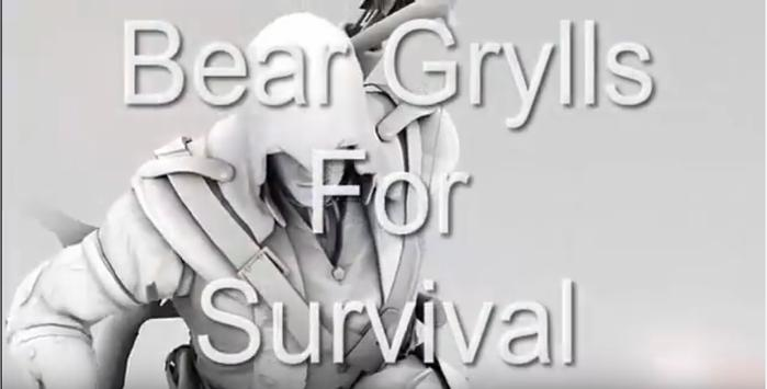 Bear Grylls Adventure Survival poster