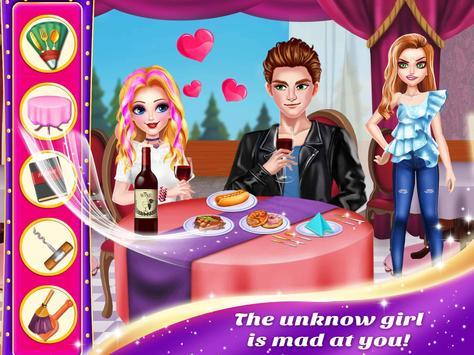 Vampire Princess 3: First Date ❤ Love Story Games screenshot 11