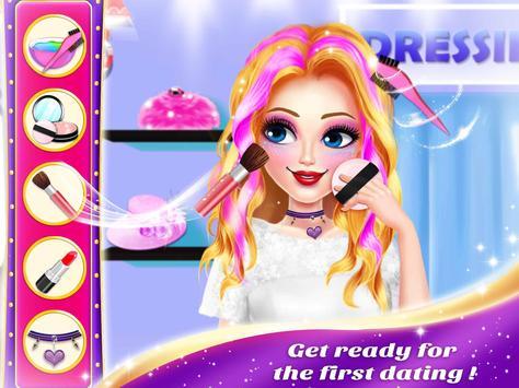 Vampire Princess 3: First Date ❤ Love Story Games screenshot 4
