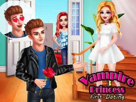 Vampire Princess 3: First Date ❤ Love Story Games screenshot 5