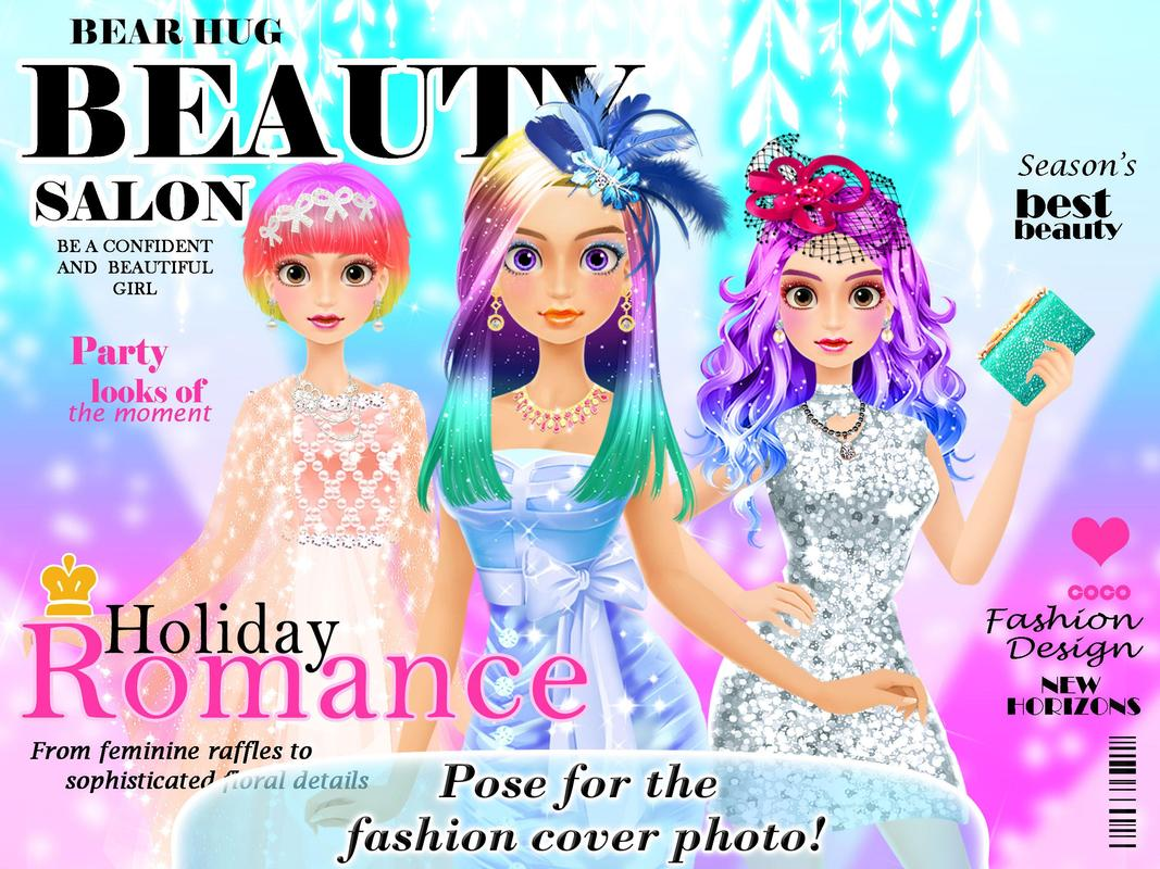 Beauty Salon - Girls Games para Android - APK Baixar
