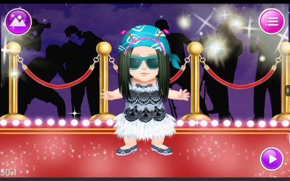 Celebrity Baby Salon apk screenshot