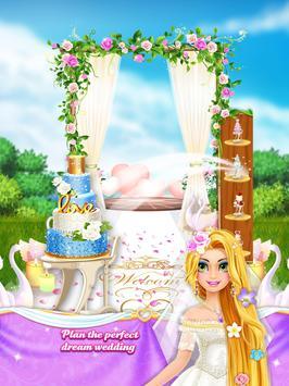 Long Hair Princess Wedding apk screenshot