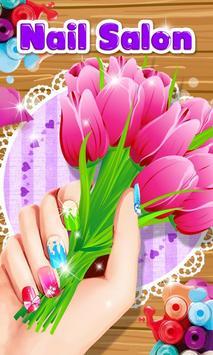 Nail Art Salon: Nails Manicure poster