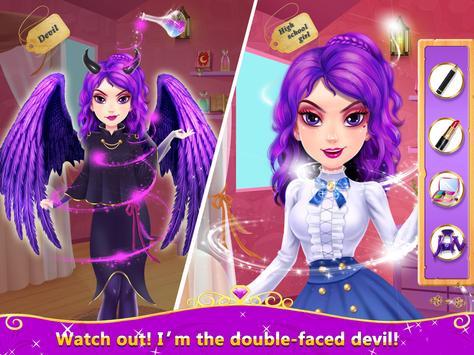 Magic Descendants High School: Choose Your Story screenshot 1