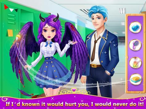 Magic Descendants High School: Choose Your Story screenshot 2
